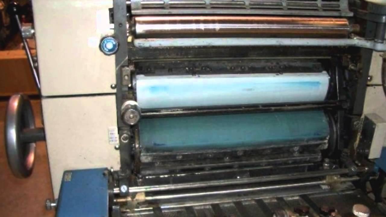 các loại máy in