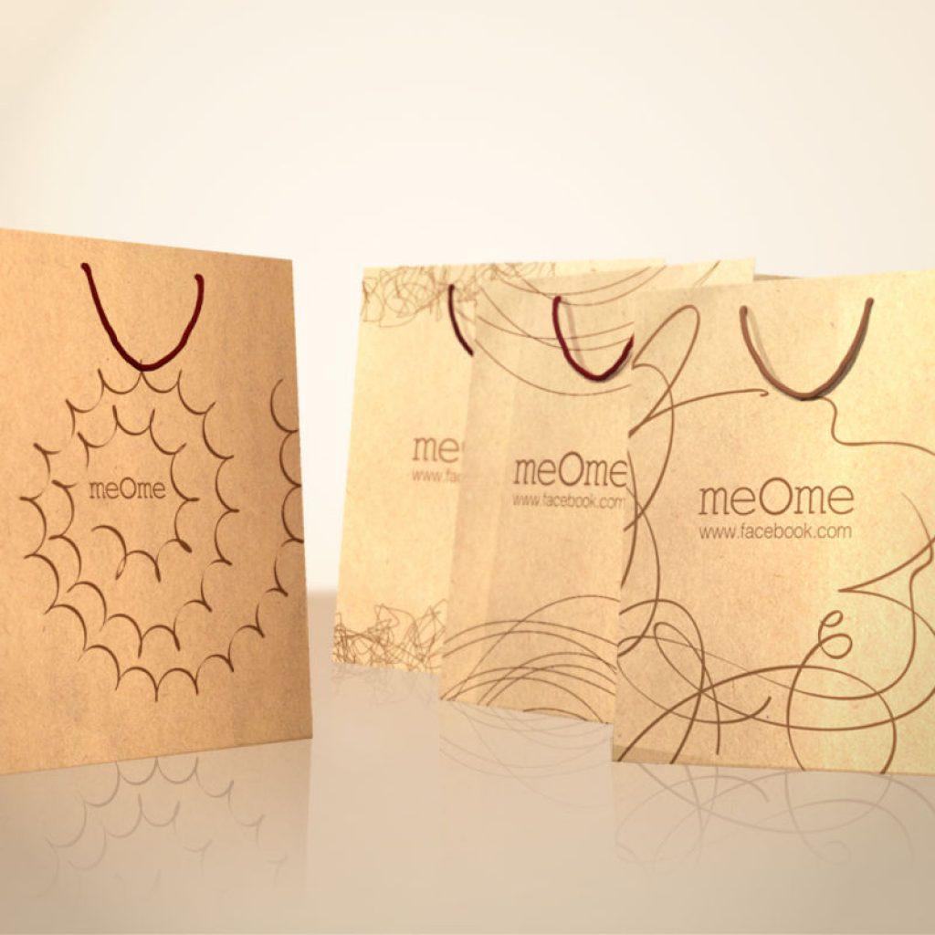 mẫu túi giấy hcm