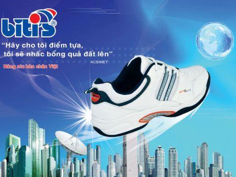 Thương hiệu Biti's - Giày dép cho người Việt