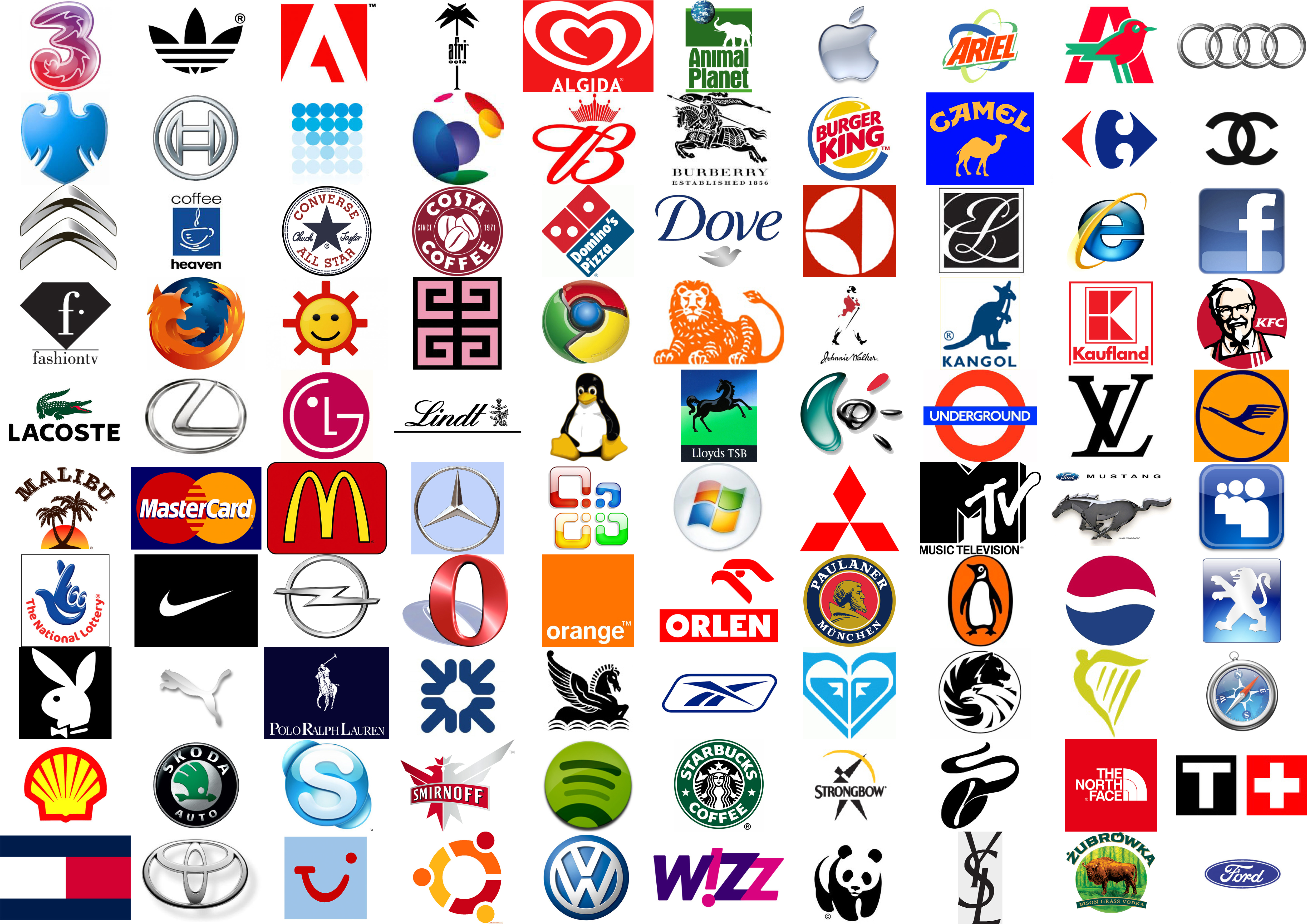các loại logo