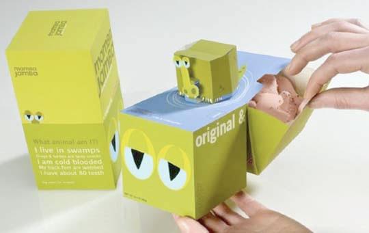 Thiết kế in ấn mẫu bao bì đẹp