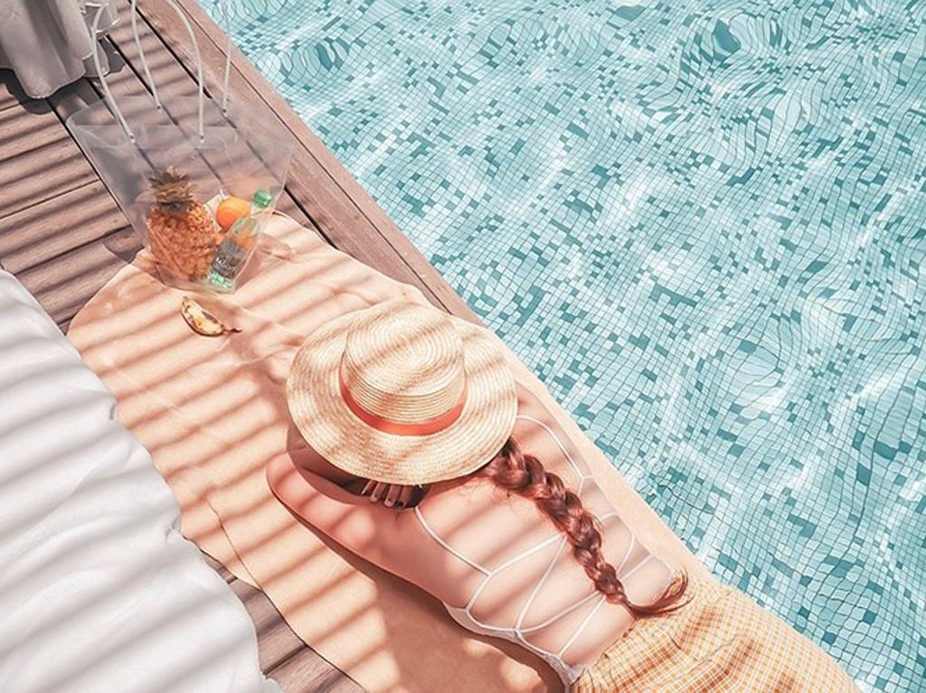 cách chăm sóc da khi đi du lịch