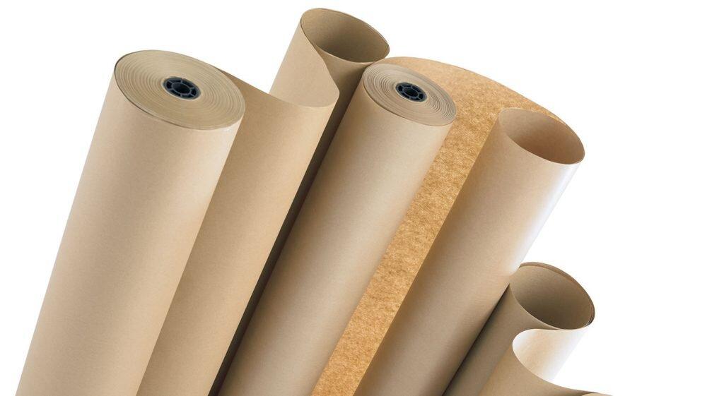 Ứng dụng của giấy kraft cuộn